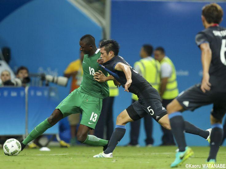 2016/8/4 リオデジャネイロ五輪 B組第1節 ナイジェリア 5-4 五輪日本 マナウス