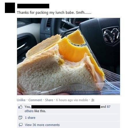 Anyone who packs a lunch like this:   35 Ridiculously Dumb People Who Will Make You Feel Like A Genius
