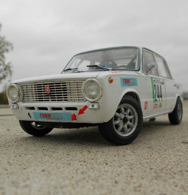 VAZ 2101 for Nurburgring