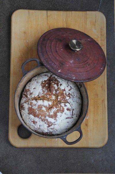 Mat På Bordet | Eltefritt rugbrød - Mat På Bordet