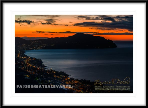 Passeggiate a Levante - ALBA SUL MONTE DI PORTOFINO E SUL GOLFO PARADISO (Ita/Eng)  An overview of Portofino mount and the Golfo Paradiso dawn shooting from one of the mountains that surround the wake of the Gulf and its inhabitants. > On the promontory of Portofino from Camogli to San Rocco and Punta Chiappa at page 94 > From Portofino Vetta to the ancient abbey of San Fruttuoso at page 98  http://www.enricopelos.it http://www.passeggiatealevante.it…