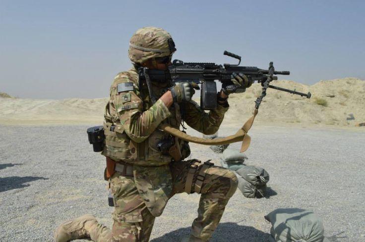 Karl Gatke, Sergeant First Class, Oregon National Guard Afghanistan