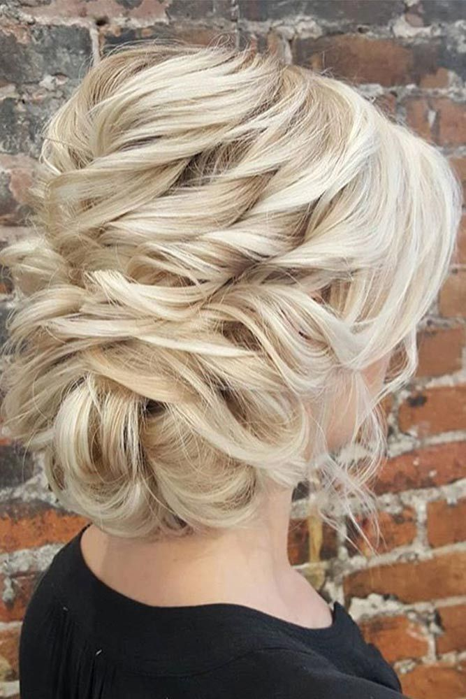 623 best Prom Hairstyles Bun images on Pinterest | Hair ideas ...