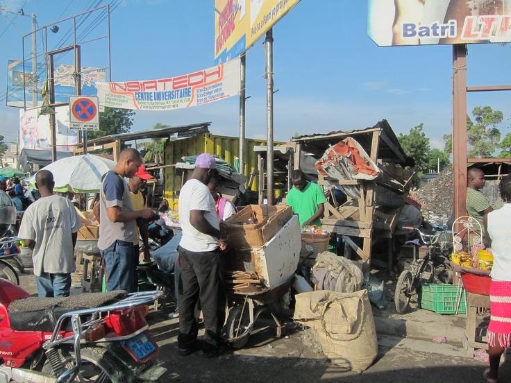 Puerto Príncipe, capital de Haití