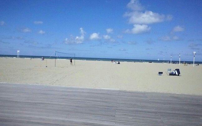 Beach in France 2013
