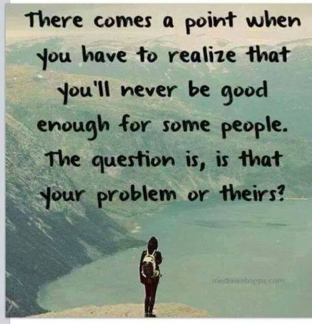 Their Problem