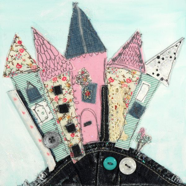 freddy & freya - bespoke gifts - canvas art, children's furniture, hand embellished cushions
