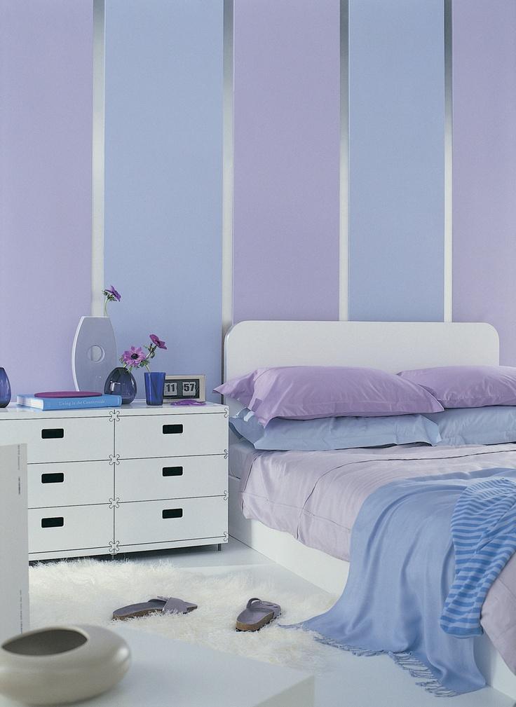 Couleur Parme Chambre. Excellent Deco Du Violet Pour Une Chambre ...