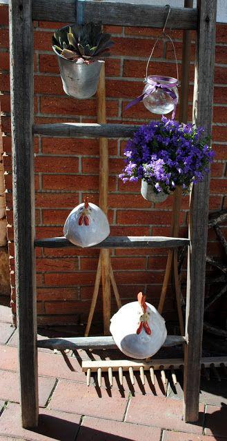 Gartendeko-Blog: offene Gartenpforte