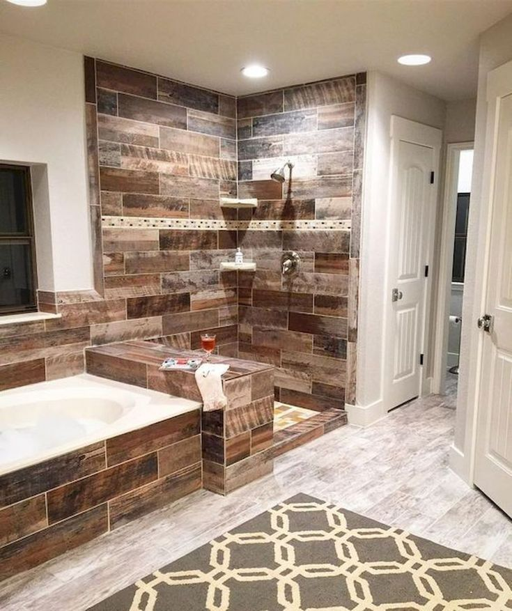 39 Luxury Walk In Shower Tile Ideas That Will Inspire You With