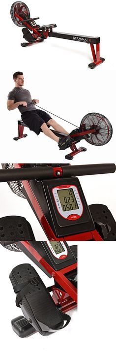 Getting a wonderful workout starts with having the right equipment for the job. The Stamina X Air Rowing machine is a best inexpensive rowing machine and choice for anyone at any level of expertise. If you are in beginning level this machine is perfect for simple and more complex exercise routines that take your workout another level.