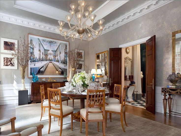 Celebrity Home Interiors Google Search Dining Rooms