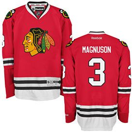 ... Black Ice Jersey Get this Chicago Blackhawks Keith Magnuson Red Premier  Jersey w Authentic Lettering at ChicagoTeamStore. a812c6a57