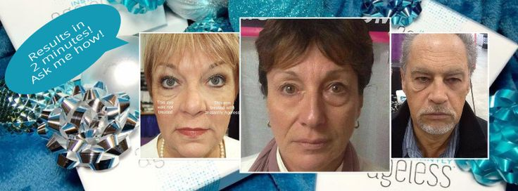 Drastic results in under 2 minutes with Instantly Ageless. Watch this video and see how it works. http://youtu.be/uLFa_cU-Wrs