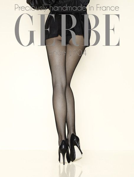 Timeless fine fishnet tights. Bewitching charm… A mythical and so-wanted accessory. These tights master the art to suggest without unveiling. Ultra sophisticate