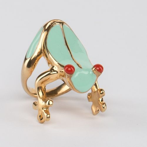 // Vergara Collection - Froggy Ring - ELEONORA VARINI