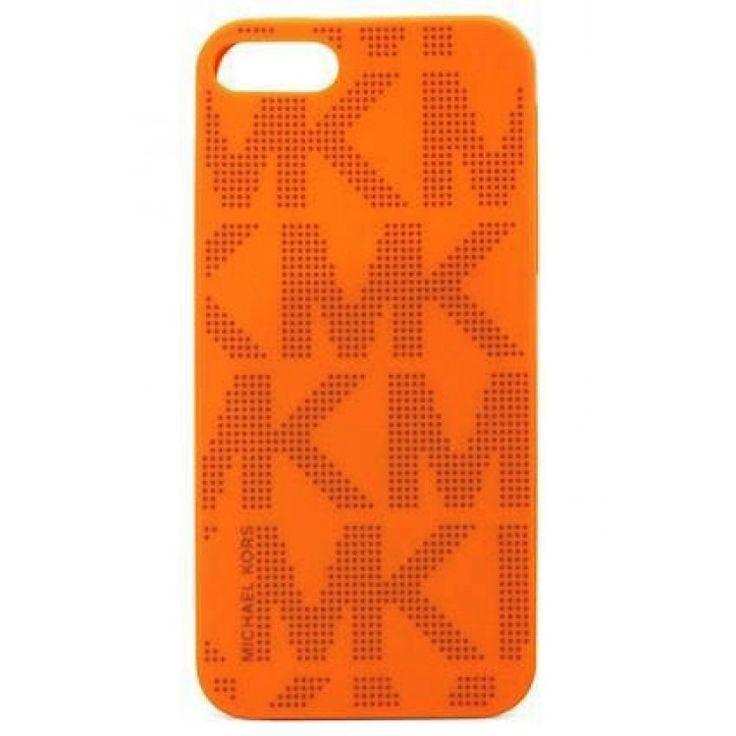 Michael Kors Slim Logo Phone Case For IPhone 5   John-Andy.com