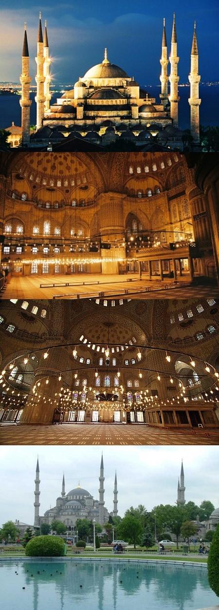 Sultanahmet Mosque - Istanbul