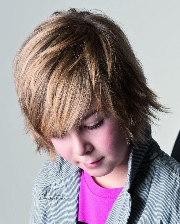 Lange haare jungs frisuren Jungs Lange