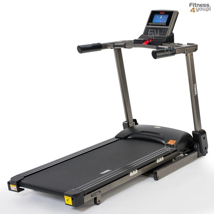 BIEŻNIA ELEKTRYCZNA T-III 5000 https://www.fitness4you.pl/bieznia-york-fitness-t-iii-5000,det,1359.html