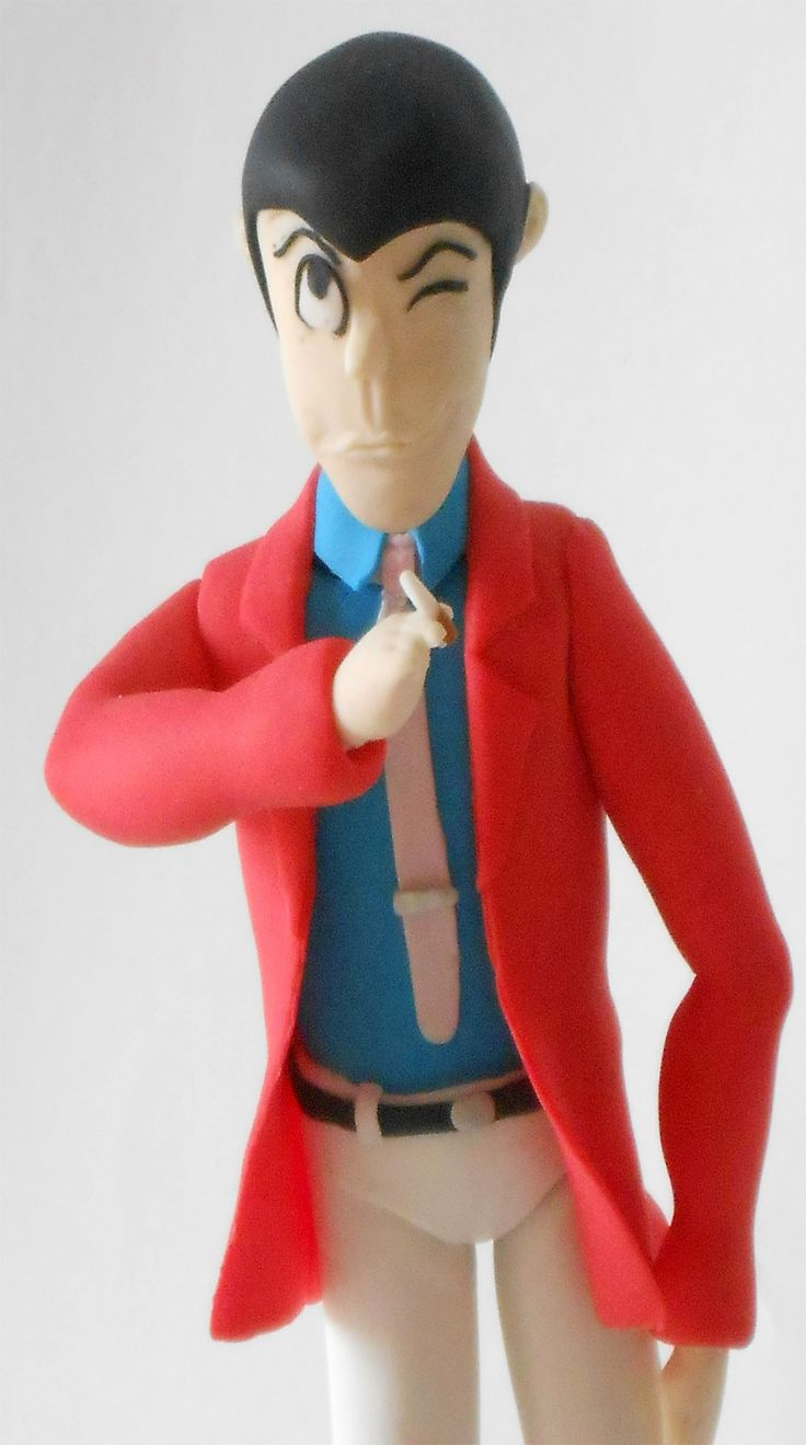 Modelling Lupin