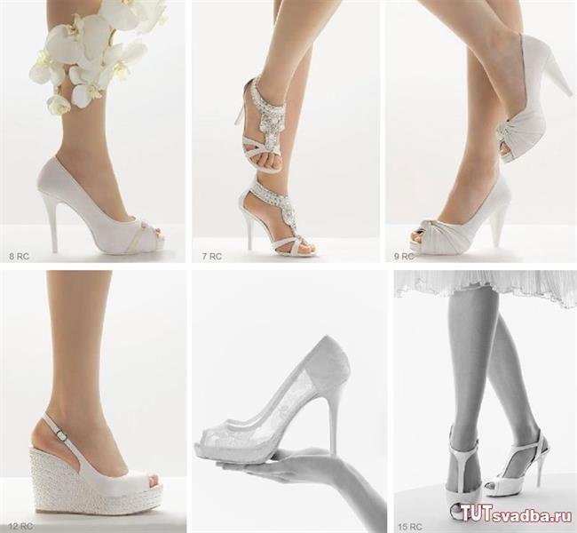 Мужские свадебные туфли на каблуке