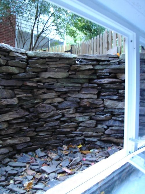 Window well drainage and erosion solutions home for Window well ideas