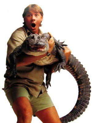 Steve Irwin - Australian icon