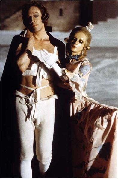 Casanova : photo Donald Sutherland, Federico Fellini