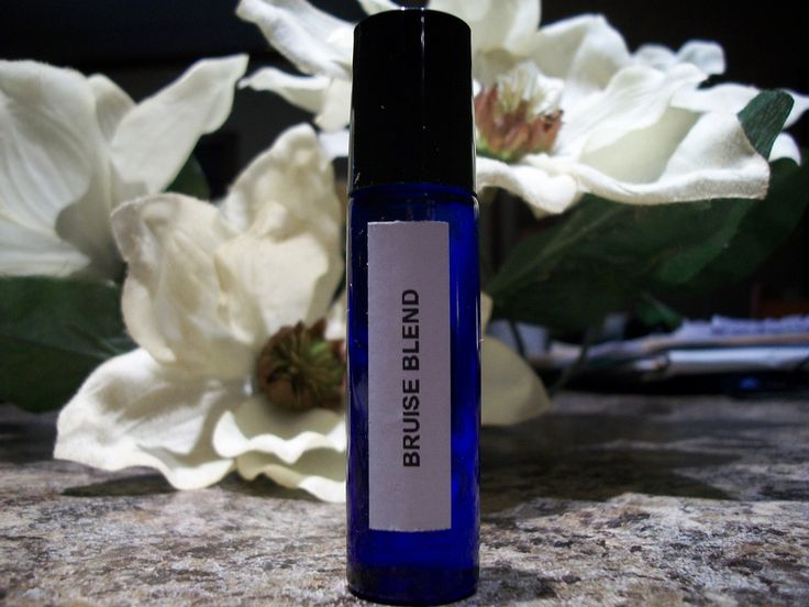 Bruise Blend (Heals bruises faster than normal) by RedeemerAllNatural on Etsy
