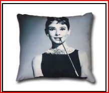DECOR - audrey hepburn