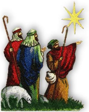 Advanced Embroidery Designs - Three Wise Men
