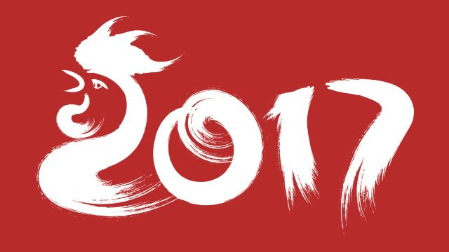 Según el zodíaco asiático 2017 es el año del pollo rojo, y aprovecho para desear grandes satisfacciones a los lectores de mi blog.