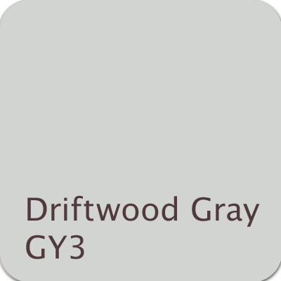 Dutch Boy Color: Driftwood Gray GY3 #color #gray