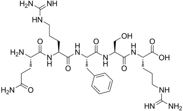 Los seres humanos sintetizamos en la saliva un compuesto llamado opiorfina más potente que la morfina como analgésico para aplacar el dolor.