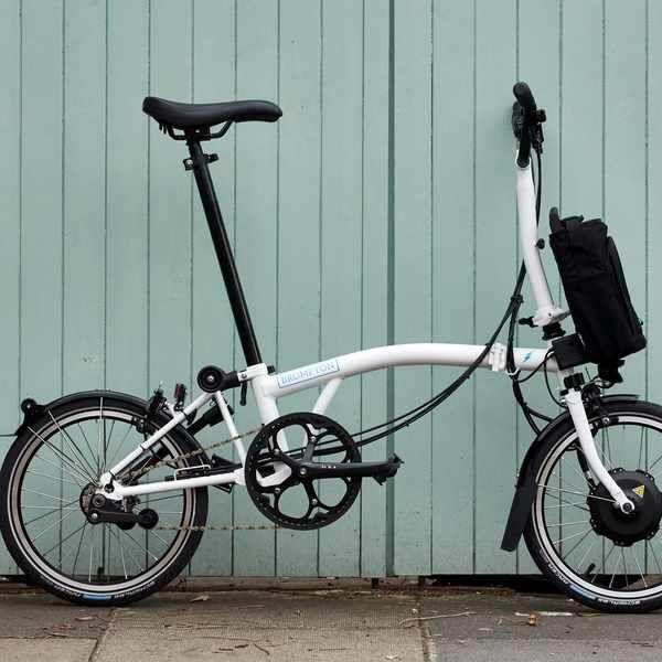Brompton Electric First Ride Review In 2020 Brompton Brompton Bicycle Bike Deals