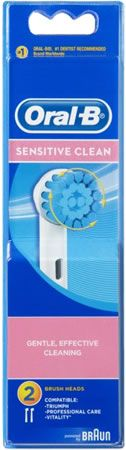 Oral-B Sensitive Replacement Brush Head 2 Oral-B Sensitive Replacement Brush Head 2: Express Chemist offer fast delivery and friendly, reliable service. Buy Oral-B Sensitive Replacement Brush Head 2 online from Express Chemist today! (Barcode http://www.MightGet.com/january-2017-11/oral-b-sensitive-replacement-brush-head-2.asp