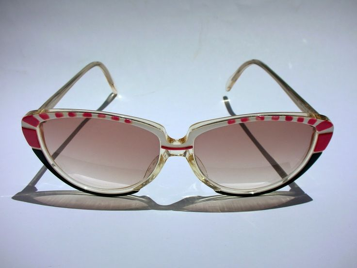 SKYSCRAPER CAPE TOWN - 20th CENTURY CLASSICS: Vintage 80's Zeiss Cat Eye Sunglasses