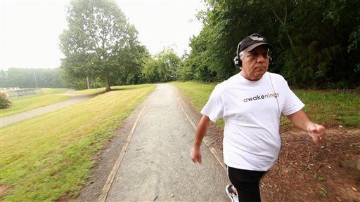 """Exercise good for brain, even for those with Alzheimer's--""""Regular aerobic exercise could be a fountain of youth for the brain,"""" said cognitive neuroscientist Laura Baker of Wake Forest School of Medicine in North Carolina..."""""""