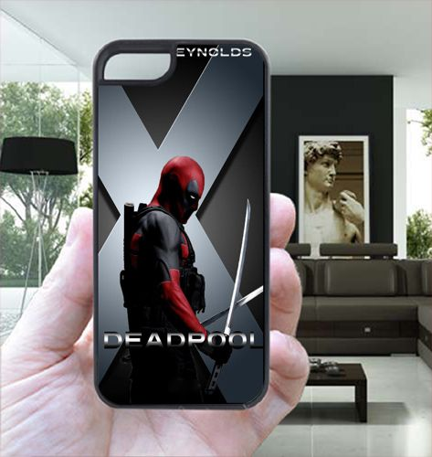 DEADPOOL MARVEL DC For iPhone 5s Case