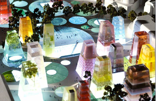 resin architectural model - Google Search