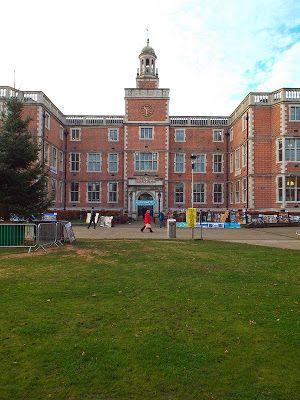Photographs Of Newcastle: Newcastle University