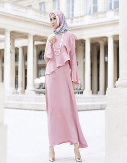 Koleksi Busana Muslim Terbaru Dian Pelangi Baju Muslimah Pelangi
