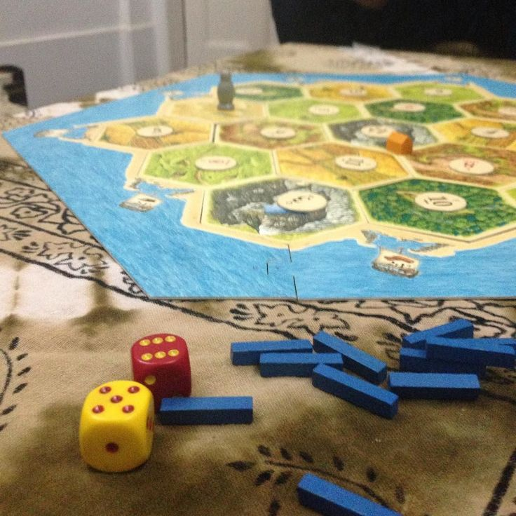 Hello #saturday  What are you guys up to? #settlersofcatan #darlingweekend