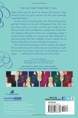 Pretty Little Liars: Ali's Pretty Little Lies (Pretty Little Liars Companion Novel)