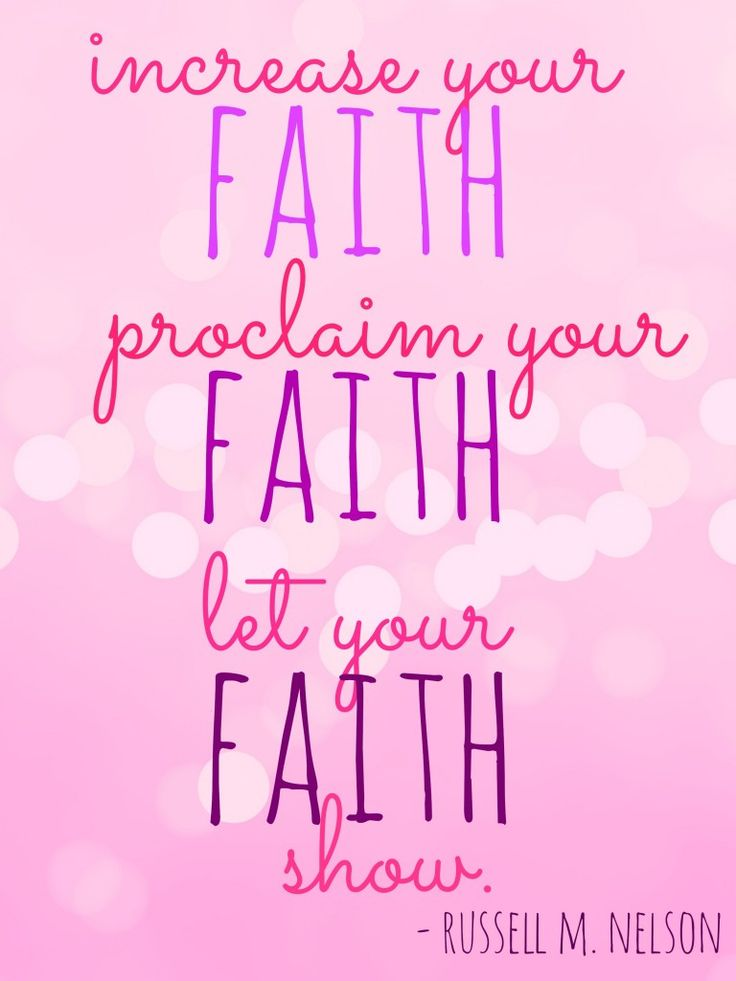 Lds Quotes On Faith Extraordinary Lds Quotes On Faith Inspiration 48 Scriptures Verses Quotes