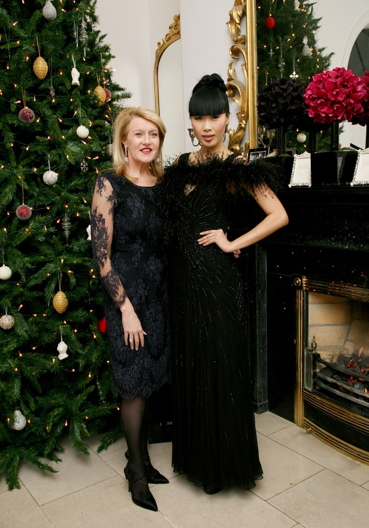 A festive celebration with Mercedes-Benz & Louise Kennedy   December 2011
