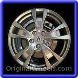 Acura TL 2014 Wheels & Rims Hollander #71788 #Acura #TL #AcuraTL #2014 #Wheels #Rims #Stock #Factory #Original #OEM #OE #Steel #Alloy #Used