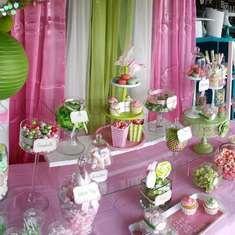 Pretty & Pink - Pink & Green