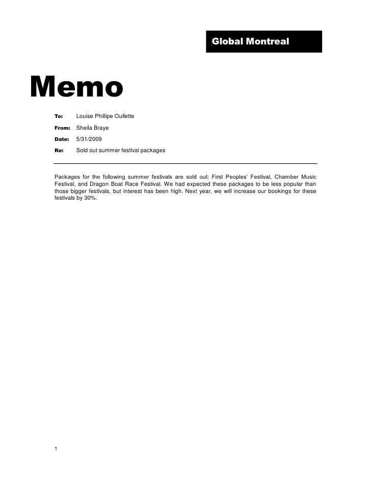 Memo Templates Word Excel Fomats Memo Template Word Template
